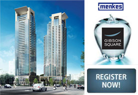 Gibson Square by Menkes In Toronto