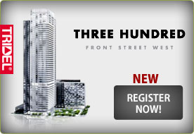 Three Hundred condo 300  by Tridel
