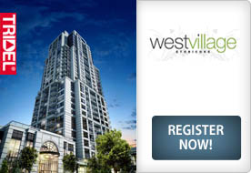 West Village Condo by Tridel in Etobicoke